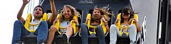 stay + 1 ticket to Parque de Atracciones de Madrid - Offers - Hotel Eco Via Lusitana