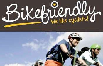 banner bike friendly - Hotel Fontanals Golf