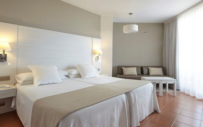 triple  2 Hotel Tres Torres