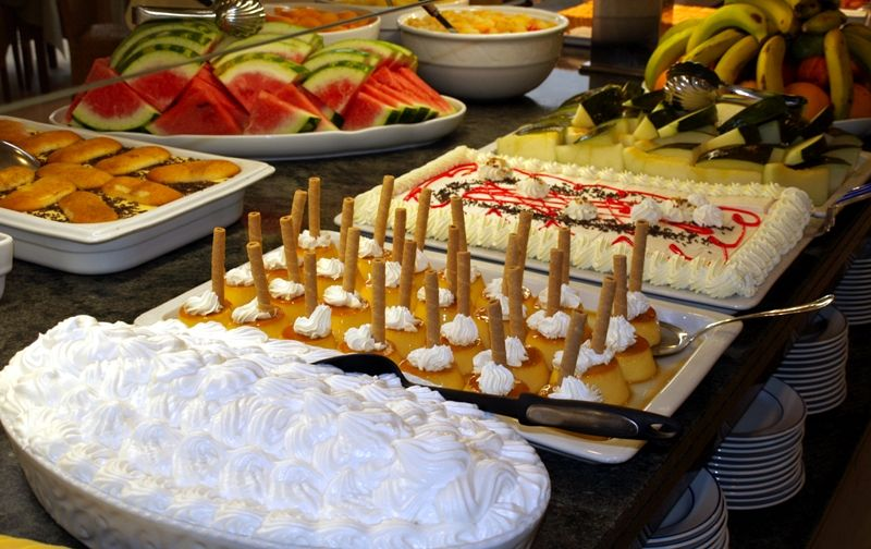 buffet 1 Ecohoteles