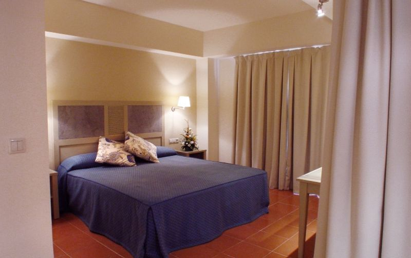 master suite Ecohoteles