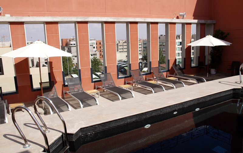 piscina Hotel Eco Alcal� Suites