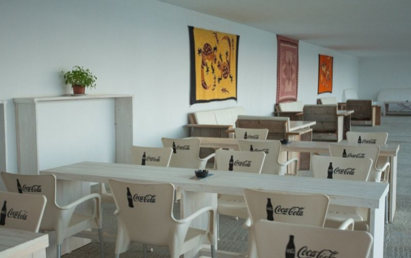 bar chill out Hotel Presidente